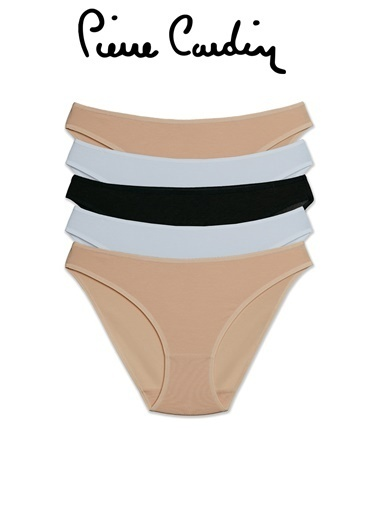 Pierre Cardin High-Leg Brief Renkli